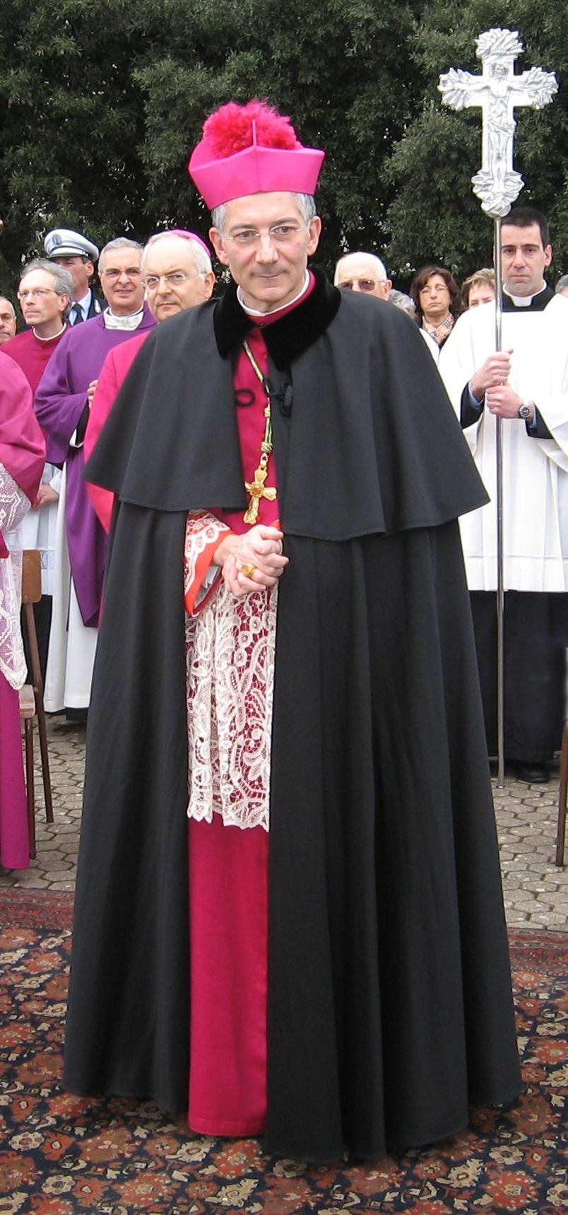 Mons. Francesco Moraglia