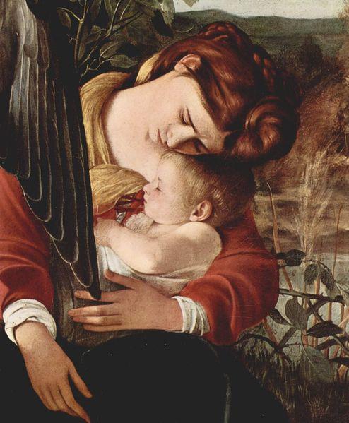 Preparazione della galleria d'arte di AreaForum. 494px-Michelangelo_Caravaggio_027