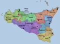 Collocazione geografica della diocesi