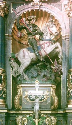 Munich Sendling Margaretenkirche Georg.jpg