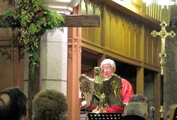 Sèrvice dé Neu Léçons et Cantiques dé Noué Dézembre 2009 b.jpg