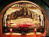 Reliquie di Sant'Ambrogio nella basilica omonima di Milano.