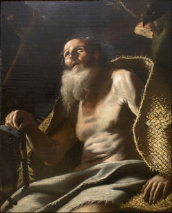 Mattia Preti - Saint Paul the Hermit - Google Art Project.jpg
